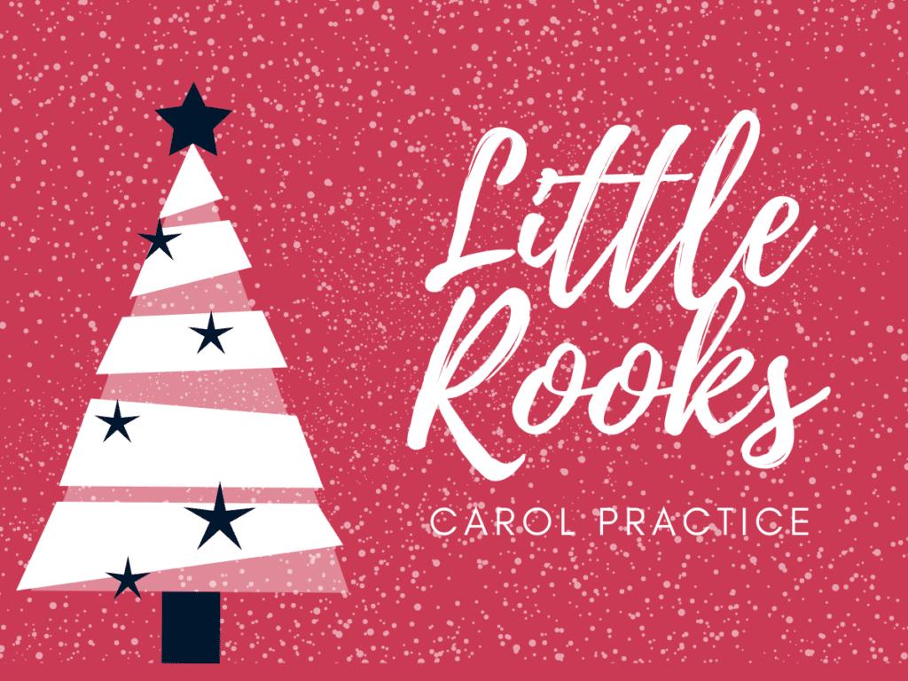 Little Rooks Christmas, Rookwood School, private infant School