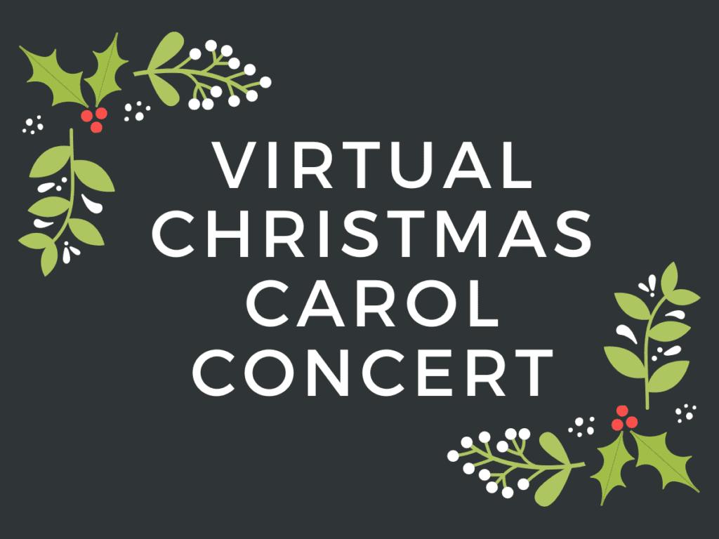 Virtual Christmas Carol Concert at Rookwood School, independent Secondary School