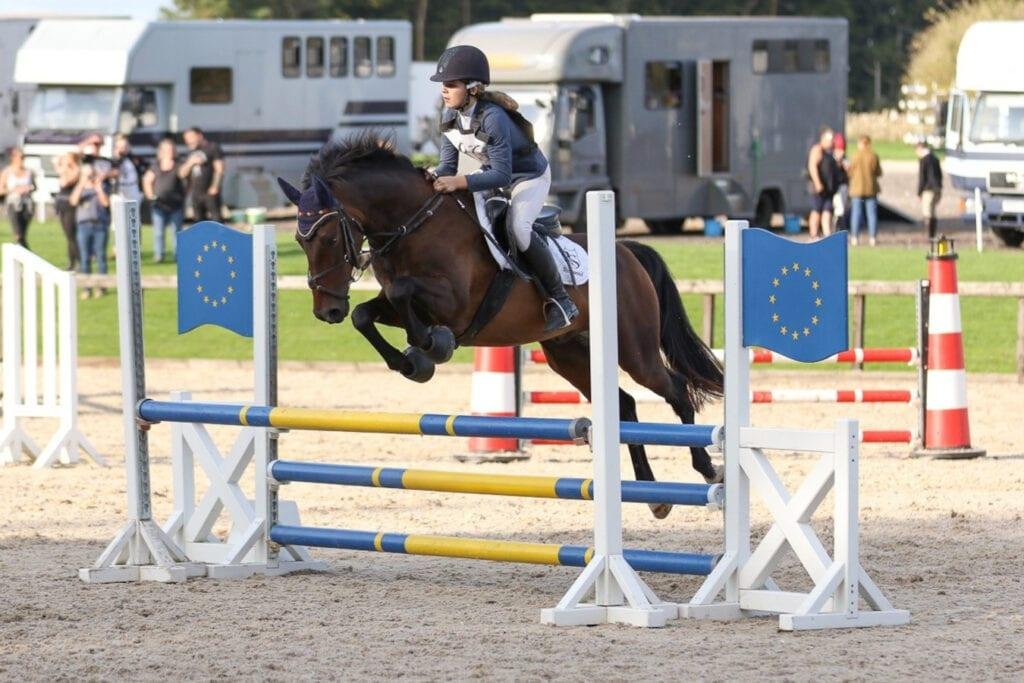 Equestrian fun at Rookwood School, a day and boarding school in Andover