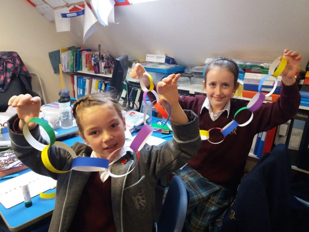 Kindness mornings at Rookwood School